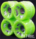 RETRO Zig Zags 66mm 80a Limes