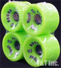 RETRO Zig Zags 70mm 80a Limes