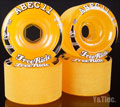 ABEC11 SG FreeRides 64mm 81a Amber