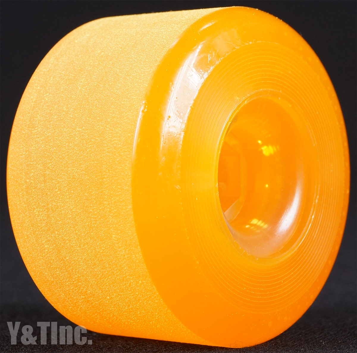 ABEC11 Stone Ground FreeRides 70mm 81a Amber 1