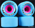 ABEC11 Stone Ground FreeRides 70mm 84a Blue