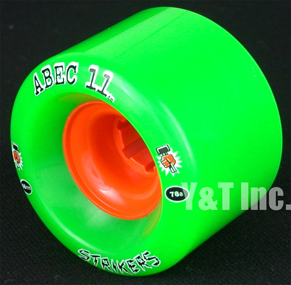 ABEC11 Strikers 66mm 78a 1