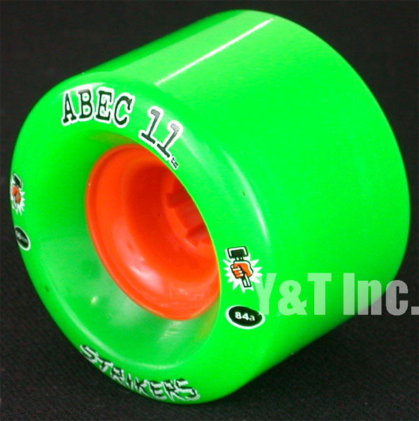 ABEC11 Strikers 66mm 84a 2
