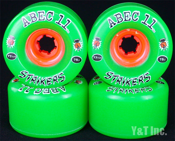 ABEC11 Strikers 77mm 75a 1