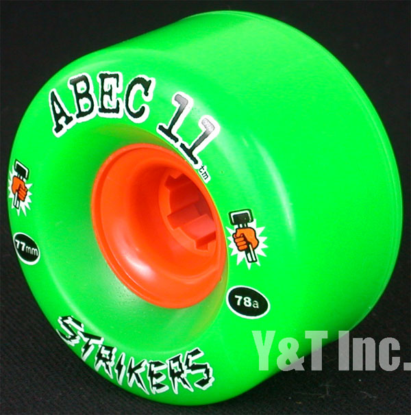 ABEC11 Strikers 77mm 78a 2