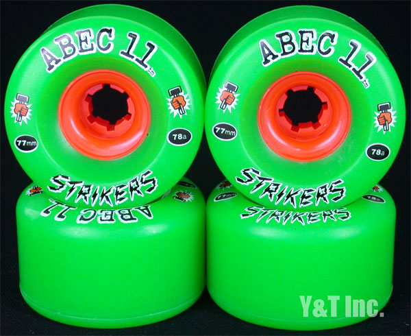ABEC11 Strikers 77mm 78a 1