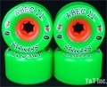 ABEC11 Strikers 77mm 81a