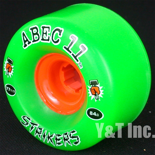 ABEC11 Strikers 77mm 84a 1