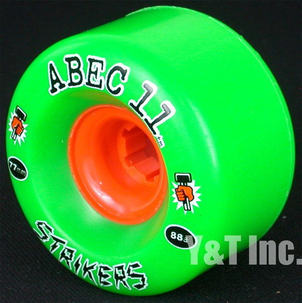 ABEC11 Strikers 77mm 88a 2