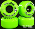 SUBLIME SOFTBALLZ 57mm 80a