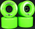 ABEC11 Superfly 107mm 74a Lime