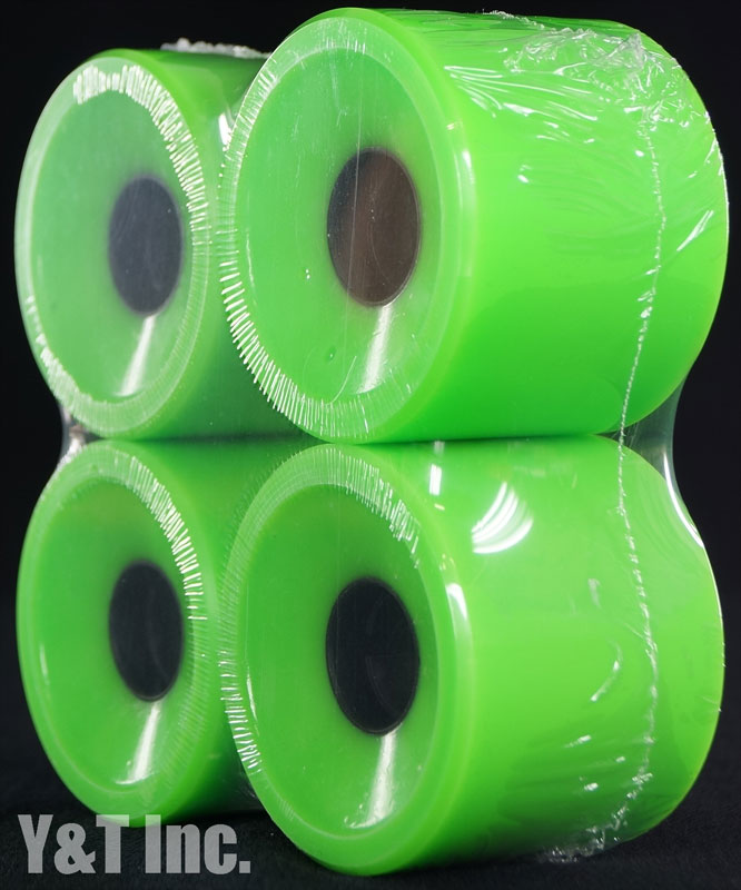 ABEC11 Zig Zags 66mm 80a Limes 3
