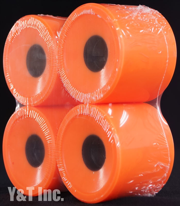 ABEC11 Zig Zags 66mm 89a Orange Plus 3