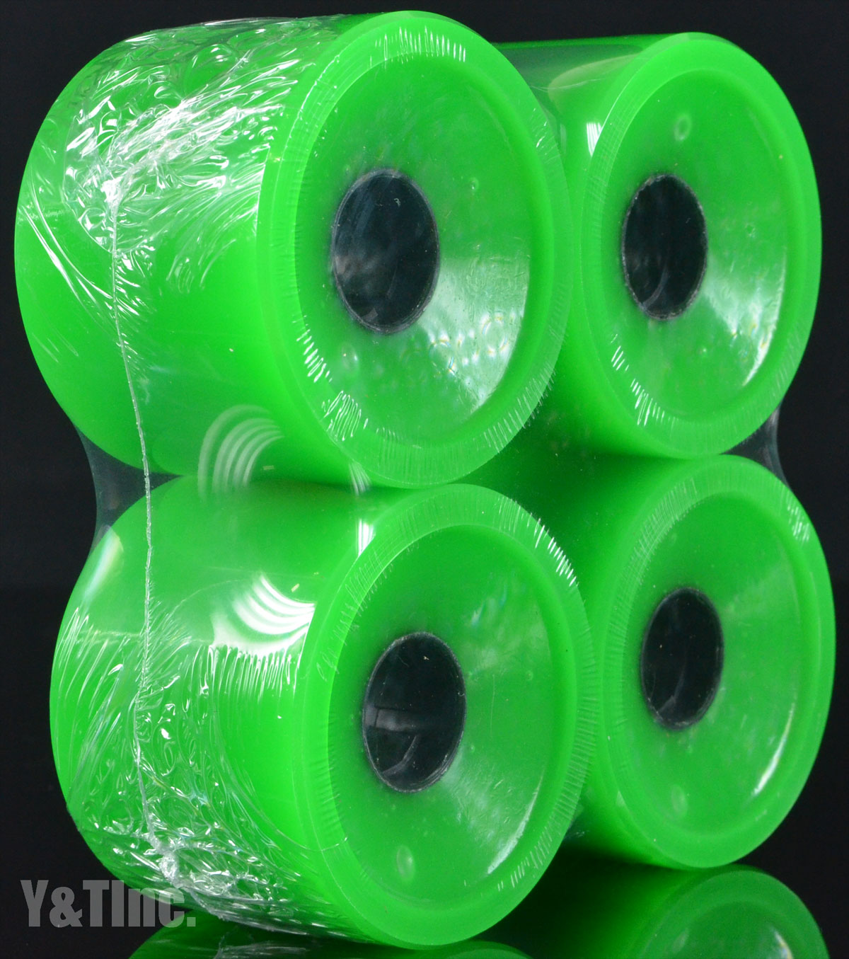 ABEC11 CLASSIC ZigZags 70mm 78a Green 3
