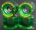 ALLIGATOR 62mm 78a CLEAR GREEN