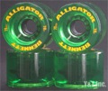 ALLIGATOR 71mm 78a CLEAR GREEN