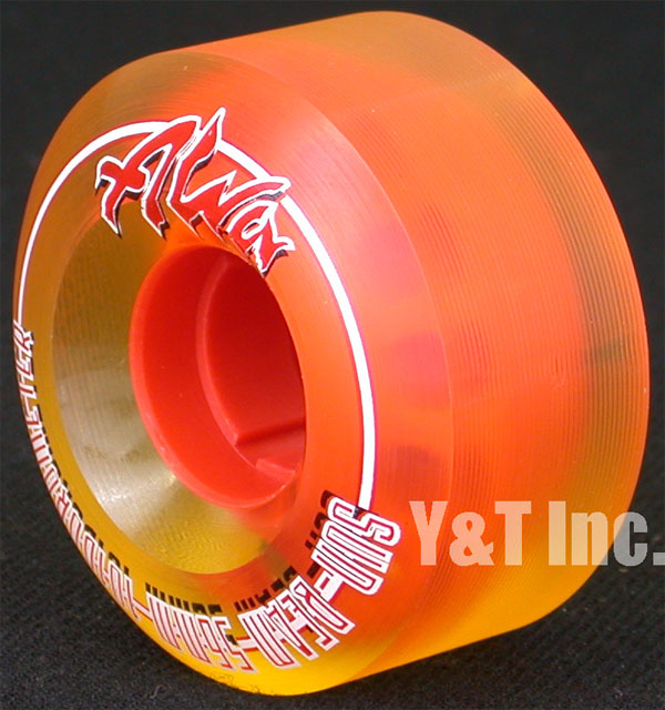 ALVA SUN BEAM 56mm 101a CLEAR ORANGE 2