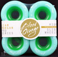 BLOOD ORANGE MORGAN 65mm 80a SEAFOAM