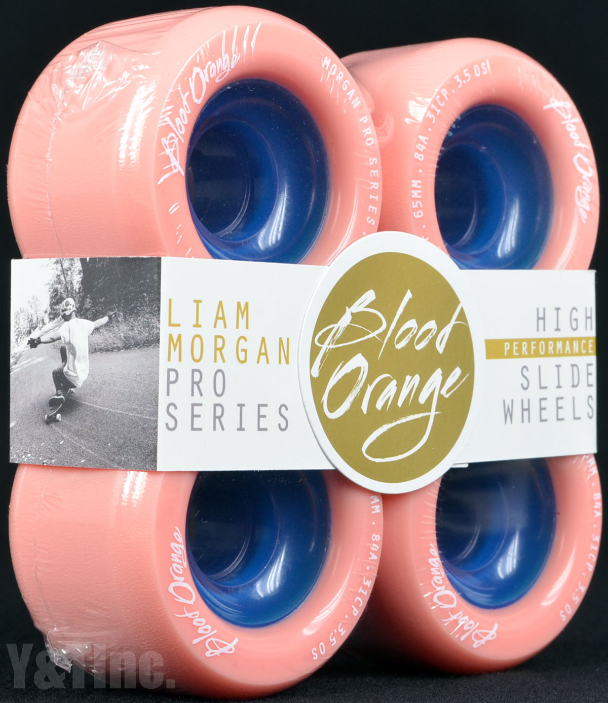 BLOOD ORANGE MORGAN 65mm 84a CORAL 1