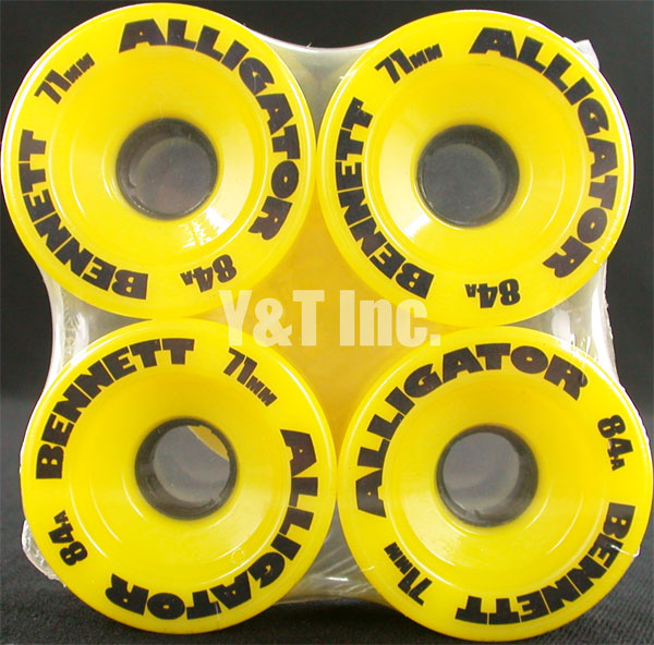ALLIGATOR 71mm 84a YELLOW 1