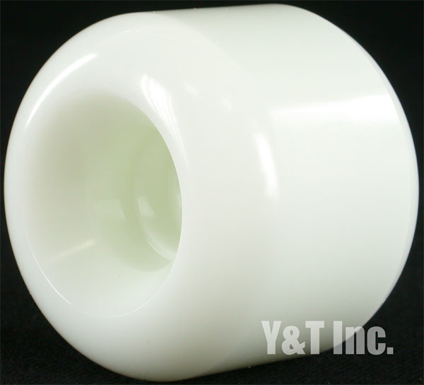 BLANK DUBCON 62mm 88a WHITE  2