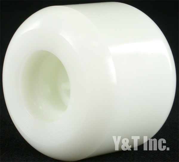 BLANK DUBCON 62mm 88a WHITE  3