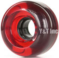 BLANK 58mm 80a CLEAR RED