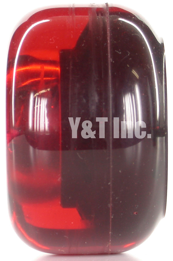 BLANK 62mm 80a CLEAR RED 1