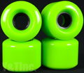 BLANK OLD SCHOOL 60mm 78a GREEN