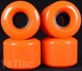 BLANK OLD SCHOOL 60mm 78a ORANGE