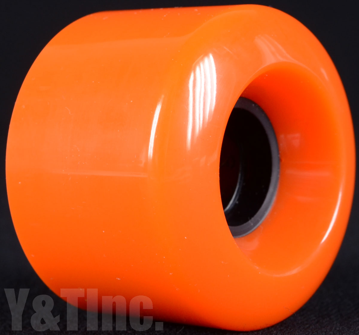 BLANK OLD SCHOOL 60mm 78a ORANGE 1