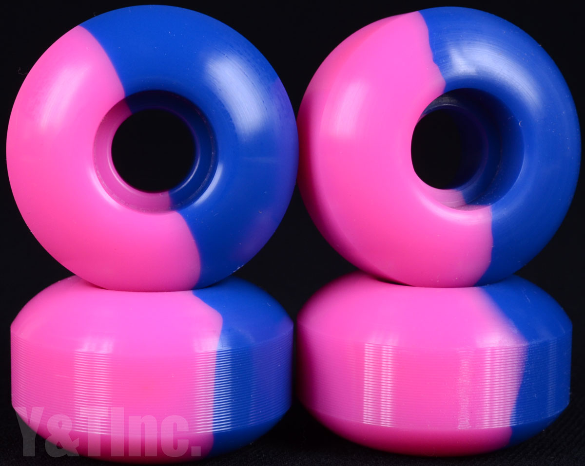BLANK STREET 52mm 99a PINK NAVY 1