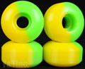 BLANK STREET 52mm 99a YELLOW GREEN