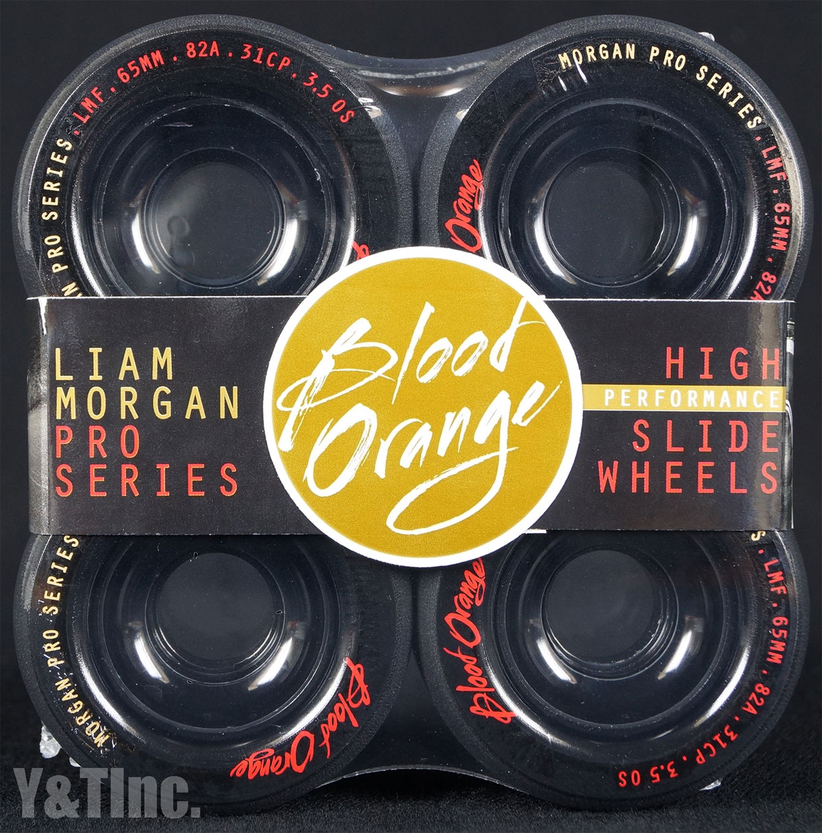 BLOOD ORANGE MORGAN 65mm 82a BLACK 1