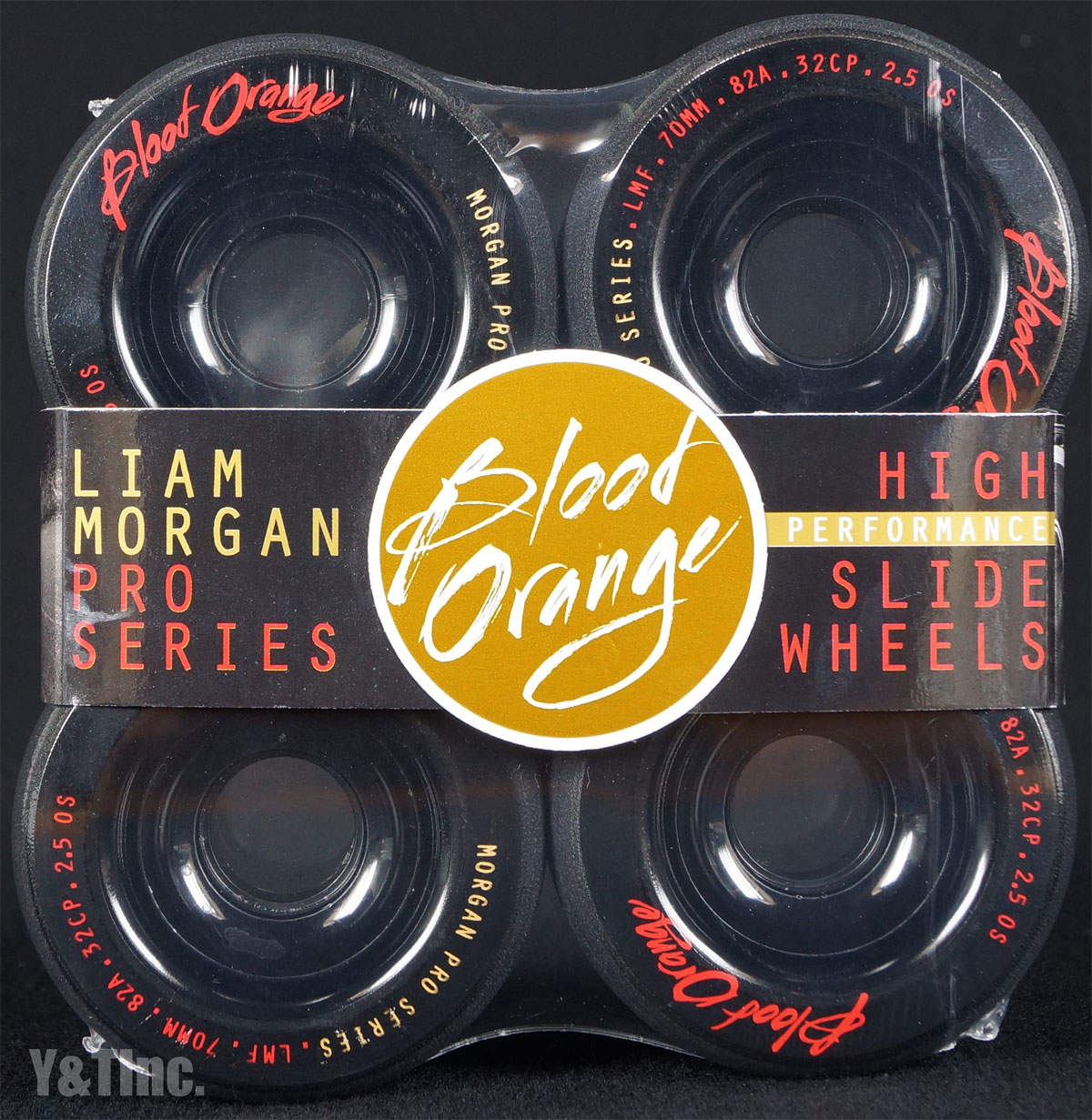 BLOOD ORANGE MORGAN 70mm 82a BLACK 1