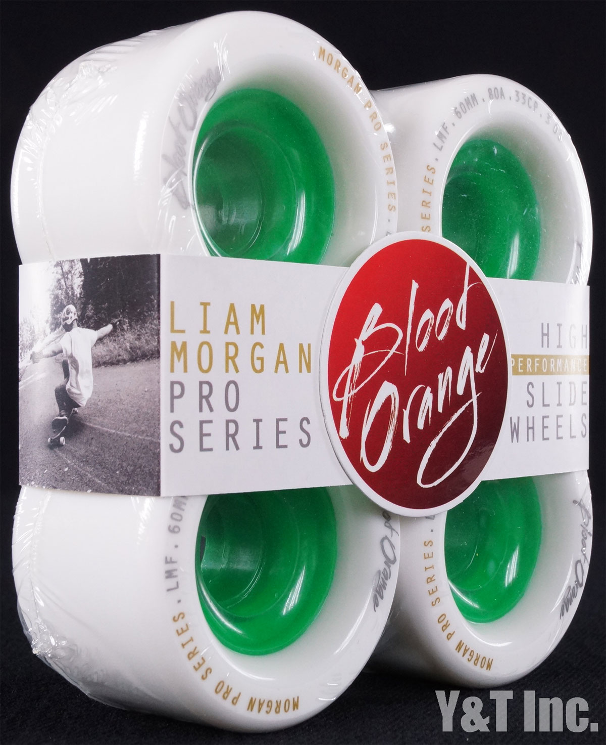 BLOOD ORANGE MORGAN 60mm 80a 2