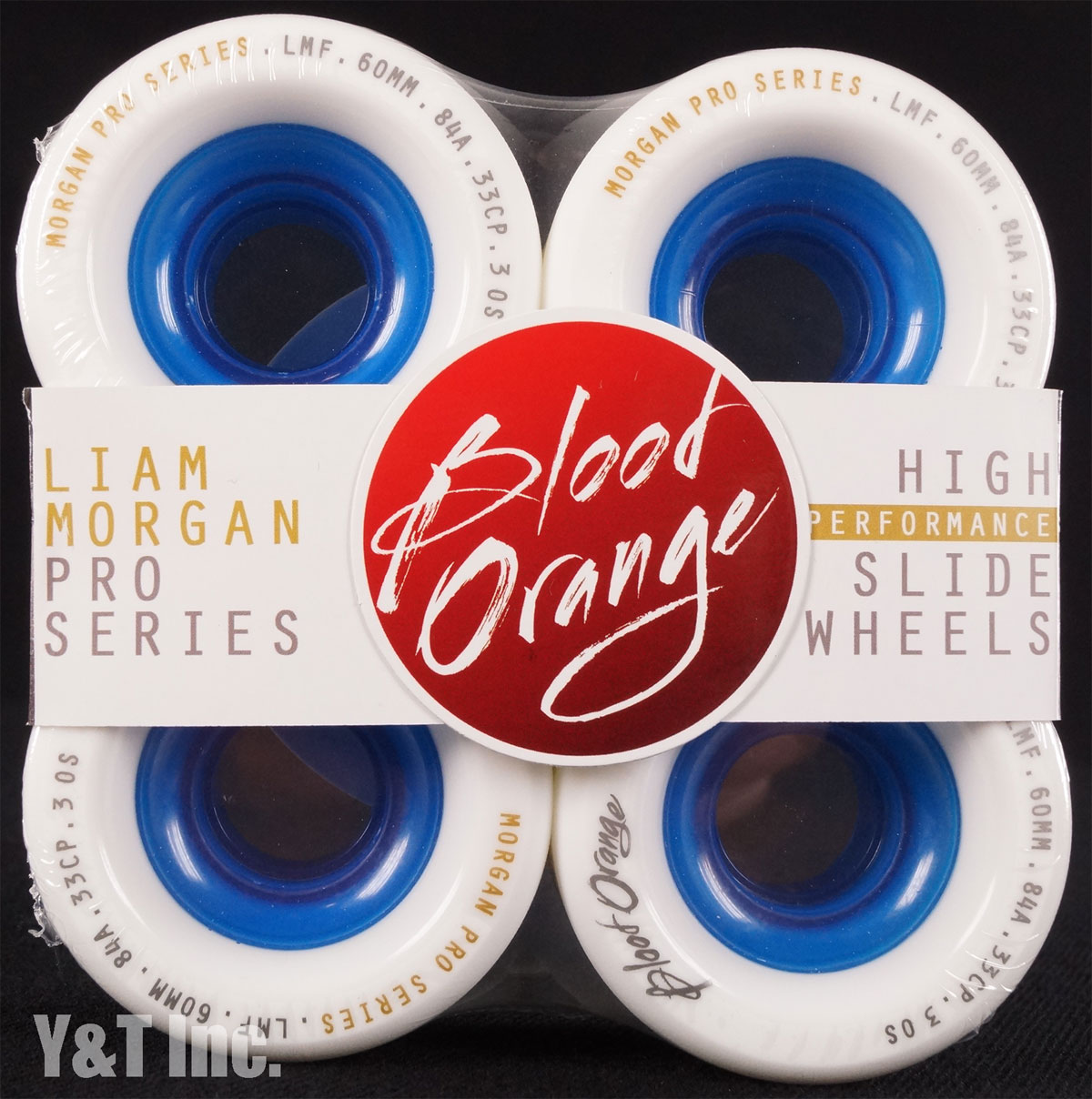 BLOOD ORANGE MORGAN 60mm 84a 1