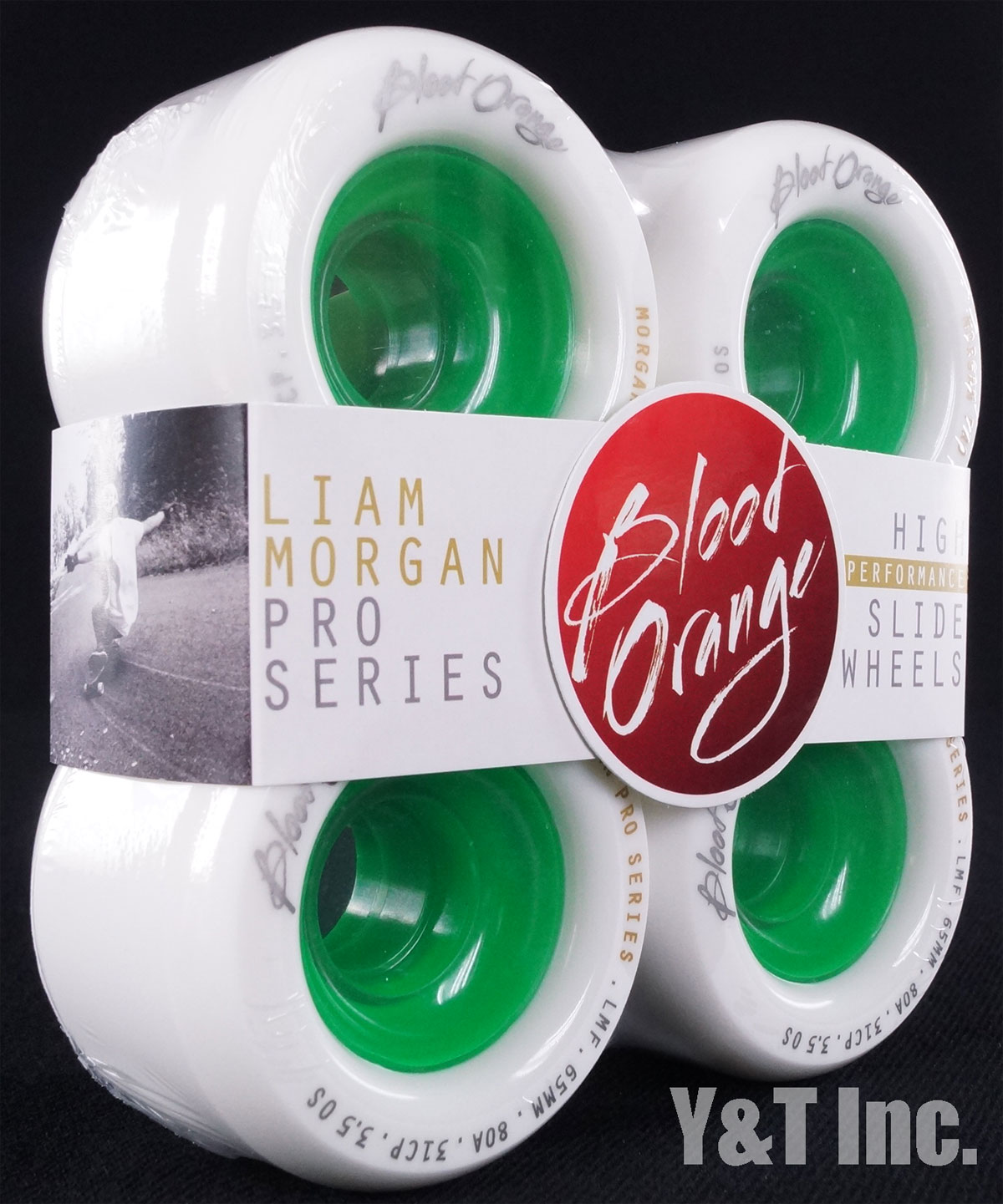 BLOOD ORANGE MORGAN 65mm 80a 1