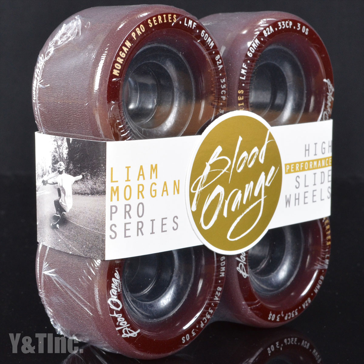 BLOOD ORANGE MORGAN 60mm 82a MAROON 1