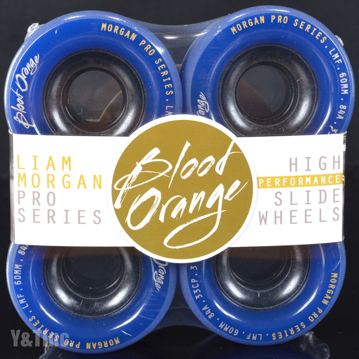 BLOOD ORANGE MORGAN 60mm 84a NAVY 1