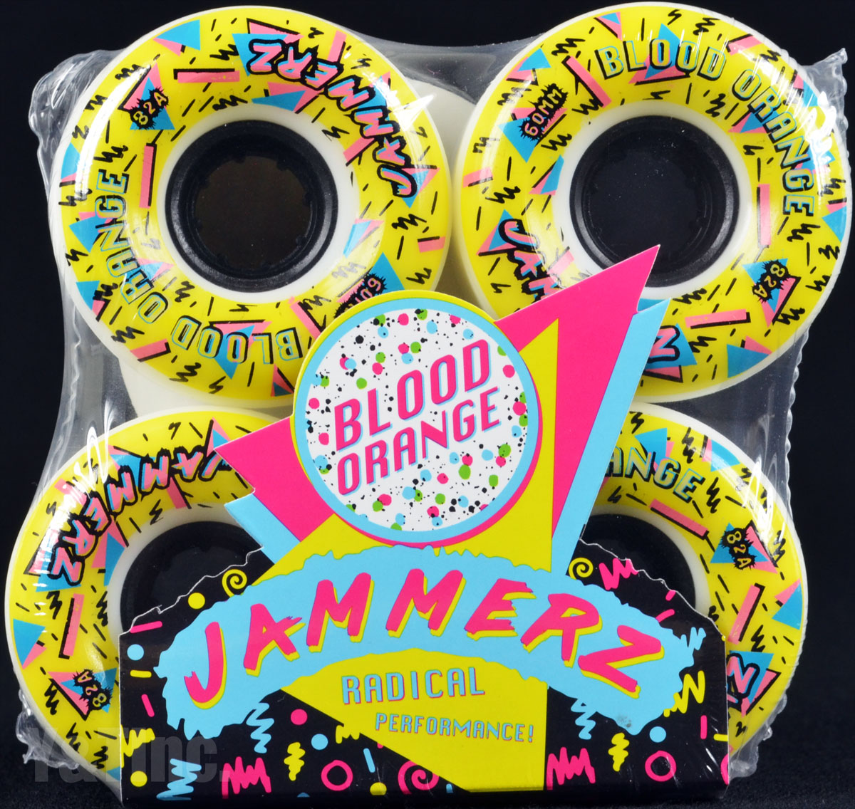 BLOOD ORANGE JAMMERZ 60mm 82a 1
