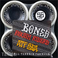 BONES ATF ROUGH RIDERS TANK 56mm 80a White