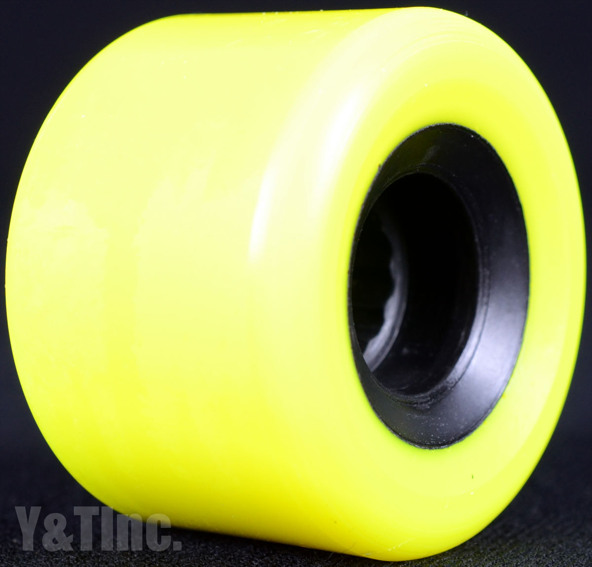 BONES ATF ROUGH RIDERS TANK 56mm 80a Yellow 1