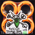 BONES ATF ROUGH RIDERS 56mm 80a Orange