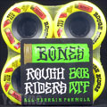 BONES ATF ROUGH RIDERS 56mm 80a Yellow