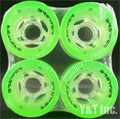 BREWER SLALOM 64mm 78a CREAR GREEN