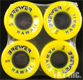 BREWER 57mm 78a YELLOW
