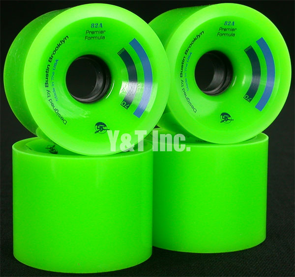 BUSTIN PF 70mm 82a GREEN 1