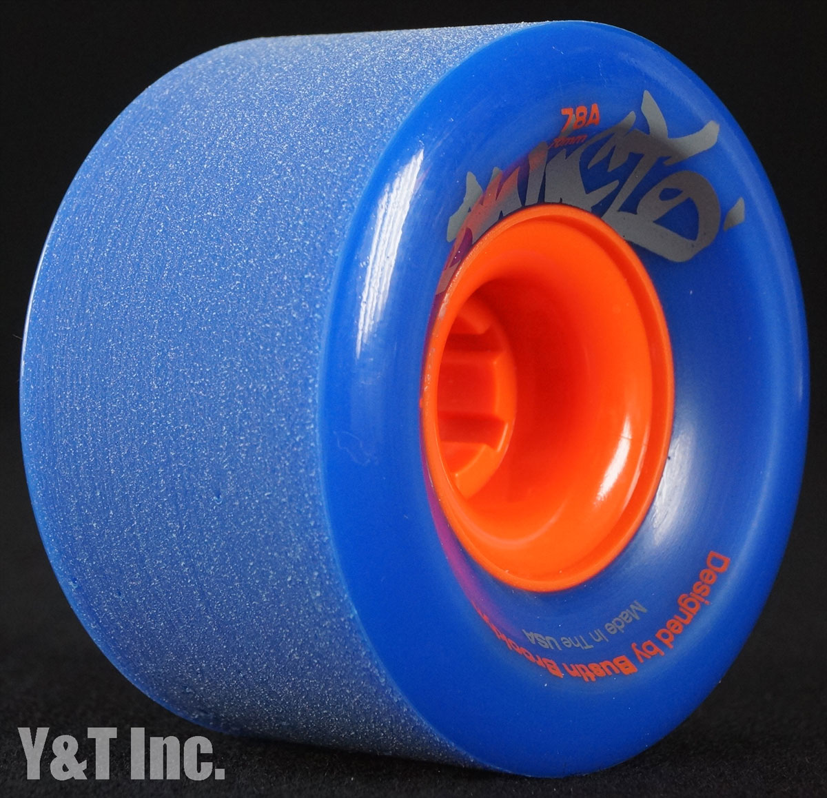 BUSTIN SWIFT 70mm 78a Blue 2