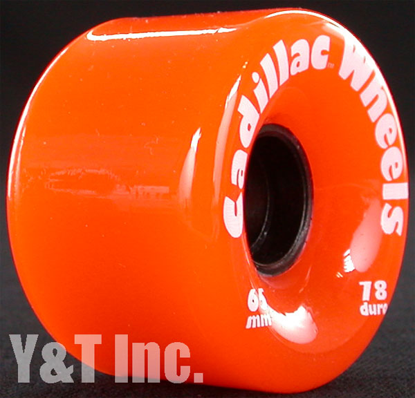 CADILLAC CRUISER 65mm 78a ORANGE 1